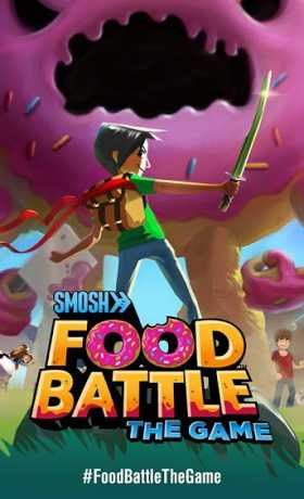 Food Battle: The Game