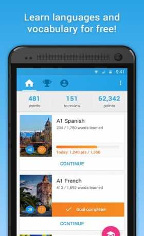 Memrise Learn Languages Free