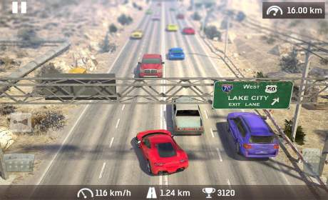 Traffic: Illegal Road Racing 5 (Need For Risk And Crash)