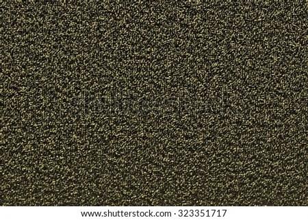 Dark Green Carpet Texture Photo