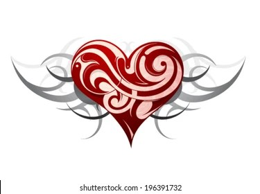 interior tribal heart drawing      Electronic Wallpaper   Electronic     Creating a Heart With Initials Tattoo Design YouTube Creating a Heart With  Initials Tattoo Design Lovely Love Heart Mom Tattoos Designs Golfian com  Mom