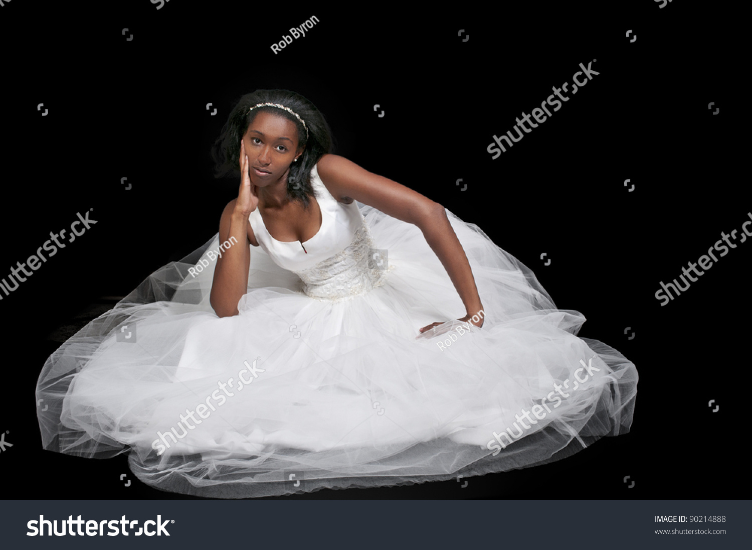07 african american wedding dresses The