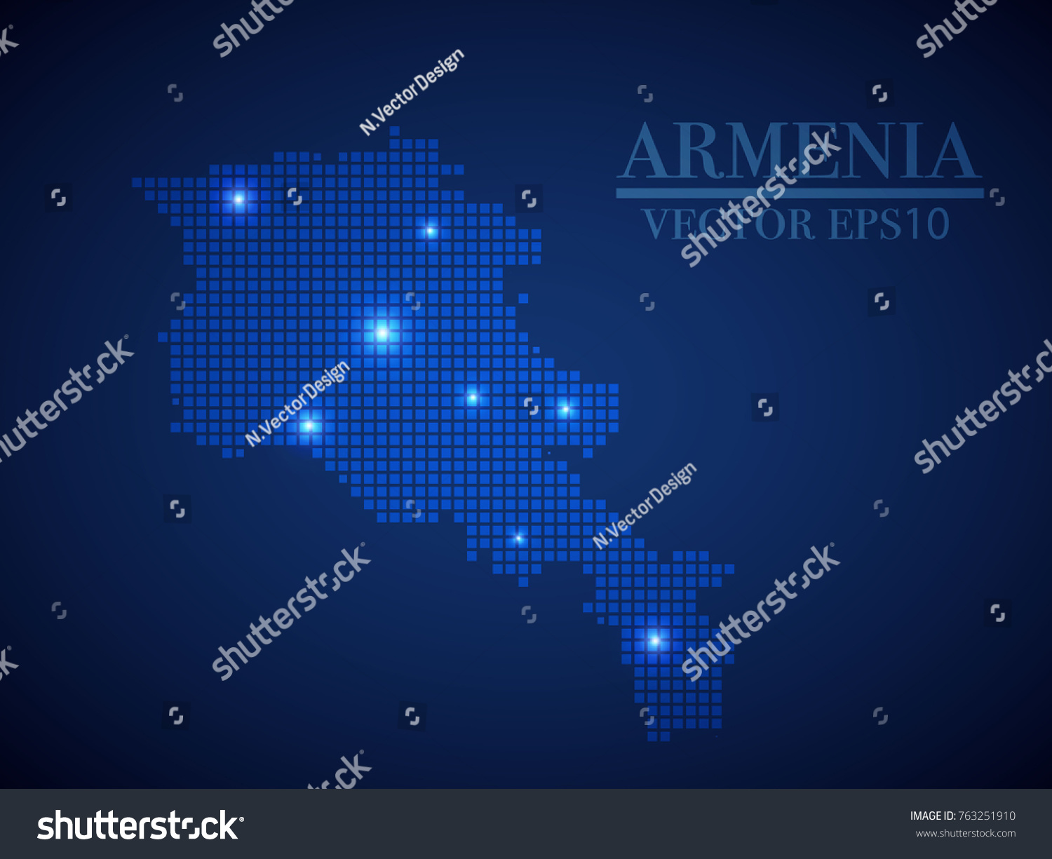 Armenia Map Page Symbol Your Web Stock Vector HD  Royalty Free     armenia map page symbol for your web site design armenia map logo  app  UI