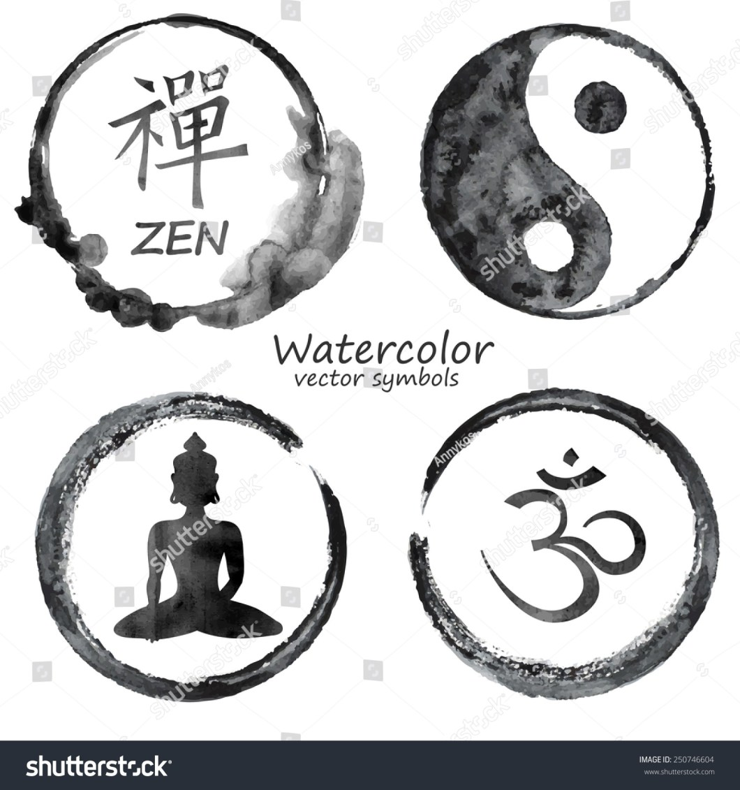 Yoga Signs And Symbols Meanings Spotgymyoga