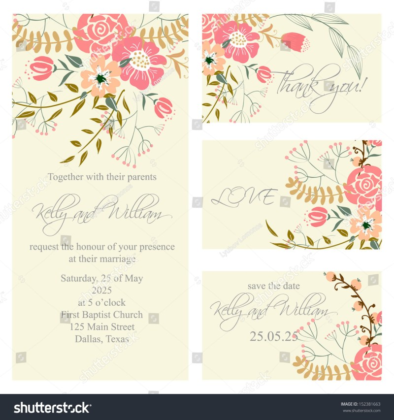 Wedding Invitation Thank You Letter Choice Image - Letter Format ...