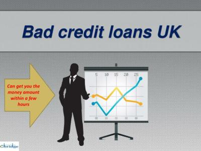PPT - Bad credit loans can get you the money amount within a few h PowerPoint Presentation - ID ...