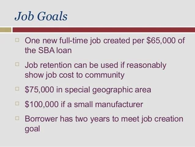 Obtaining SBA Loan Approval