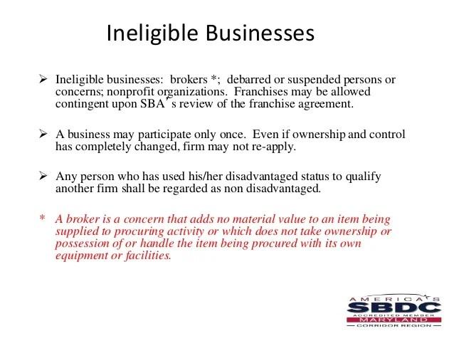 Sba non profit business plan