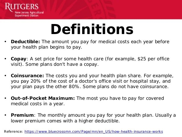 Health Insurance Terminology and Technology Tools-06-15