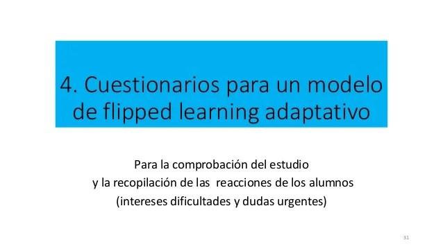 Aspectos críticos para aplicar con éxito el modelo #flipped learning