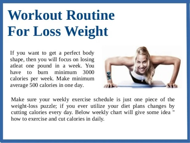 Best Gym Workout Routine To Lose Weight Fast Viewyoga Co