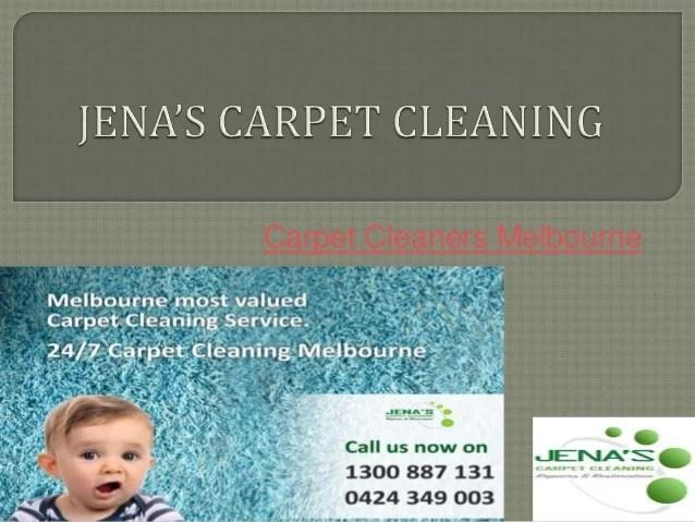 Professional Carpet Cleaners Melbourne -Jenas
