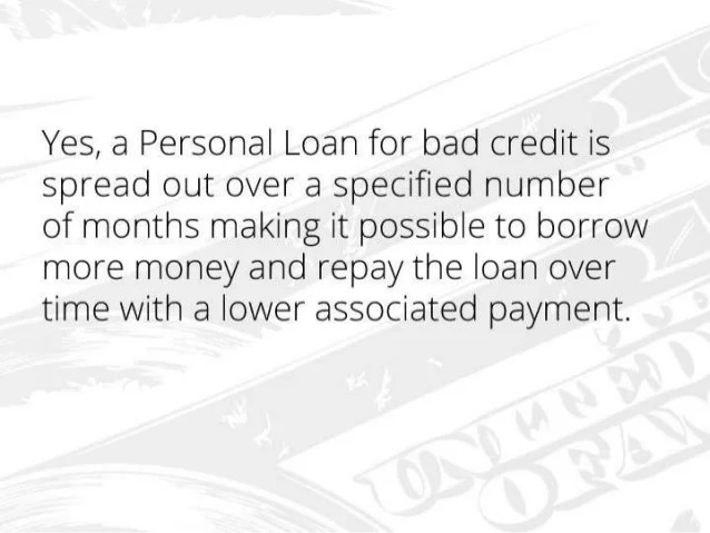 CASH 1 Personal Loans For Bad Credit Frequently Asked Questions