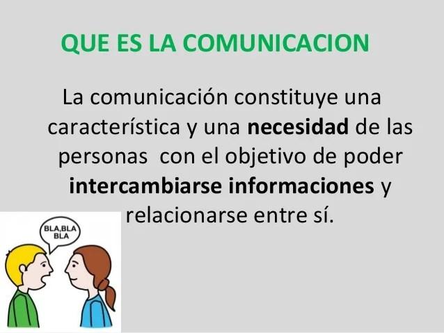 Comunicacion en familia