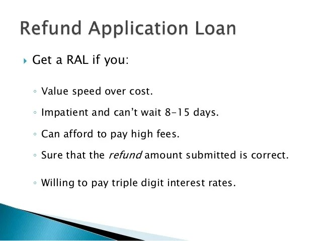Debt Traps: Payday Loans, Car Title Loans, Tax Refund Anticipation Lo…
