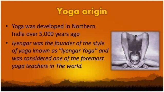 Yoga In Chronic Pulmonary Diseases