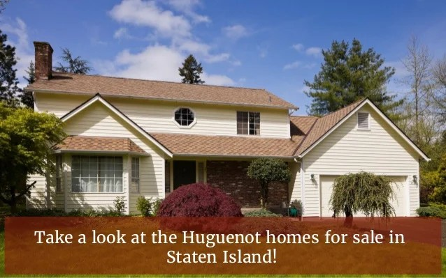 Huguenot Homes for Sale in Staten Island