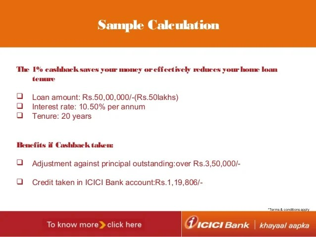 ICICI Bank launches home loan product with 'Cashback' offer