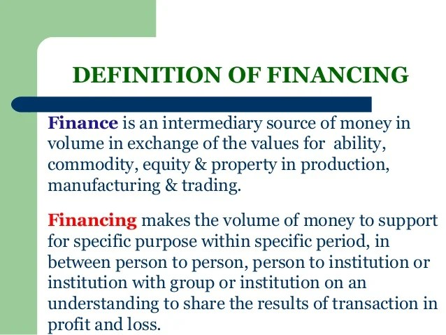 Introduction to Islamic economics and finance system