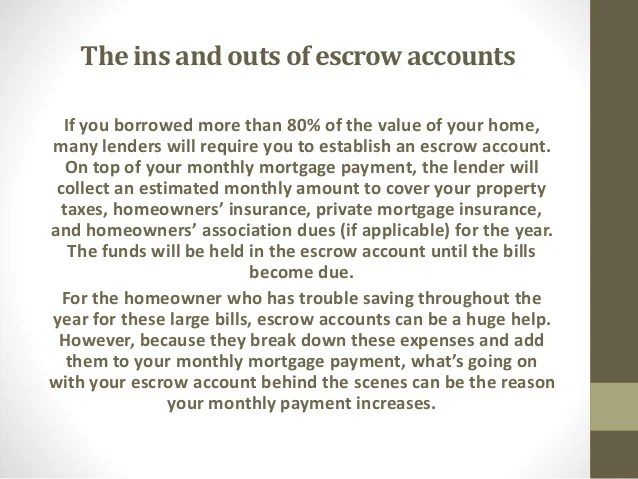 Is your mortgage loan payment about to increase