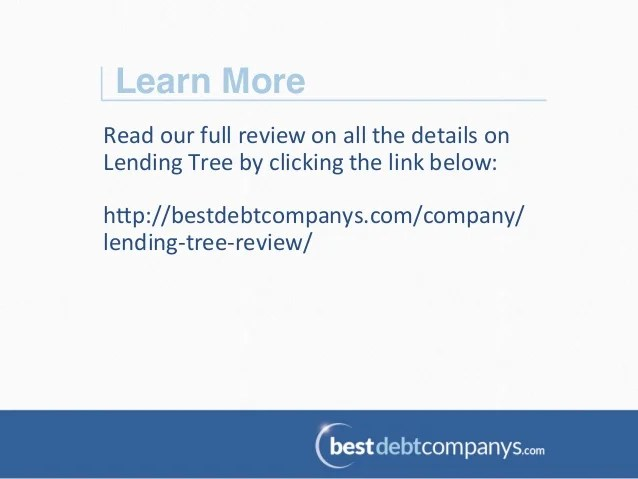 Lending Tree Review