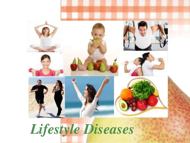 Lifestyle diseases ppt