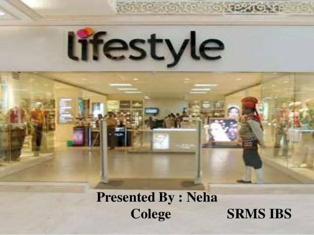 Lifestyle retail store