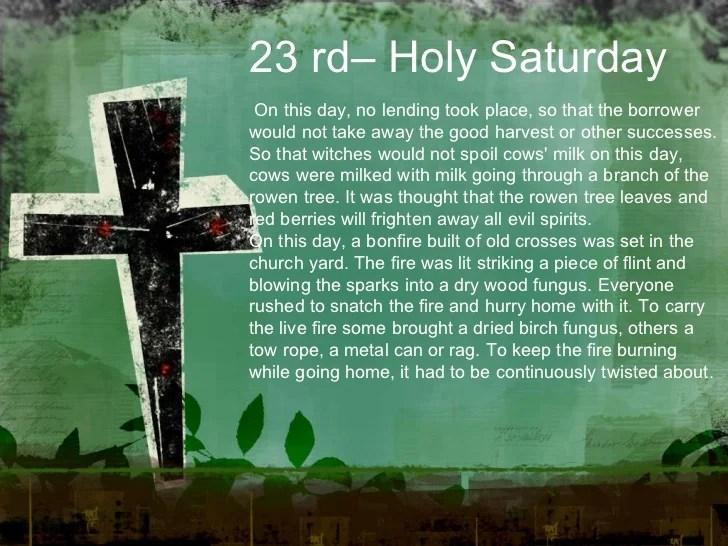 Lithuania.religious holidays calendar