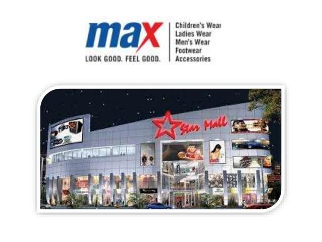 Max lifestyle - Lastest Fashion - Shop now.
