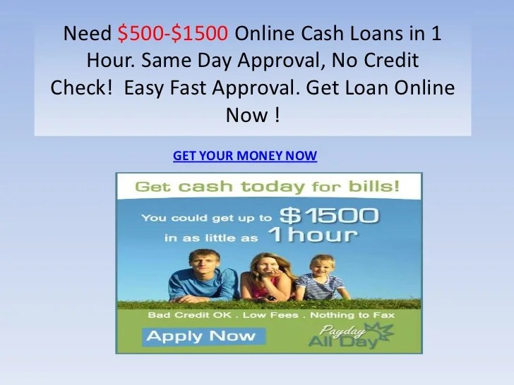 New payday direct lenders