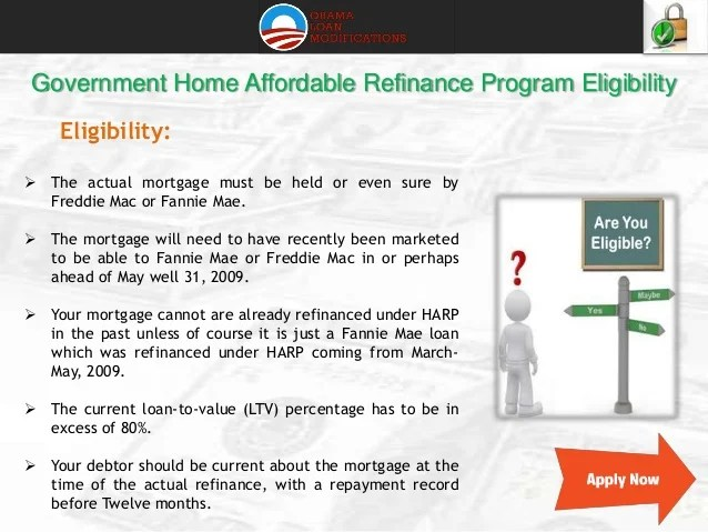 Benefits Of Making Home Affordable Refinance Program