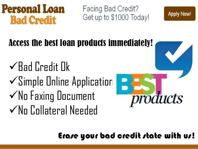 Personal Loans For People With Spotty Credit – What Are The Available Options? | WebXpress