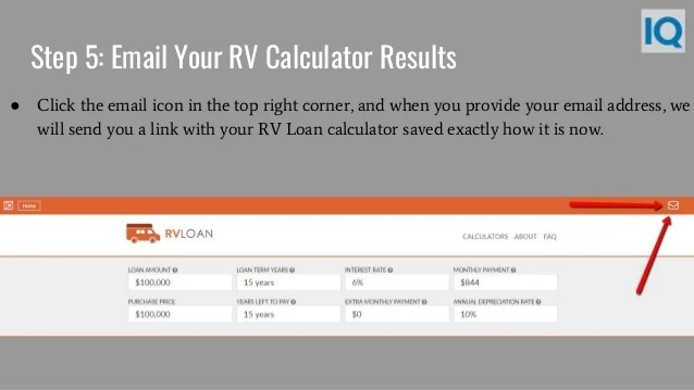 RV Loan Calculator   RV Loan Payment Calculator