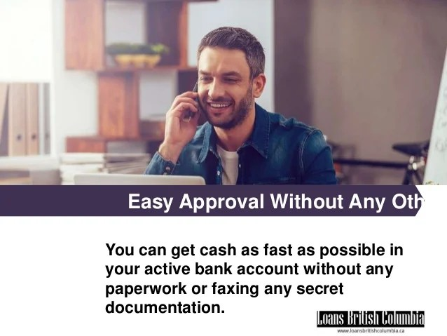 Same Day Payday Loans No Application Lending Option
