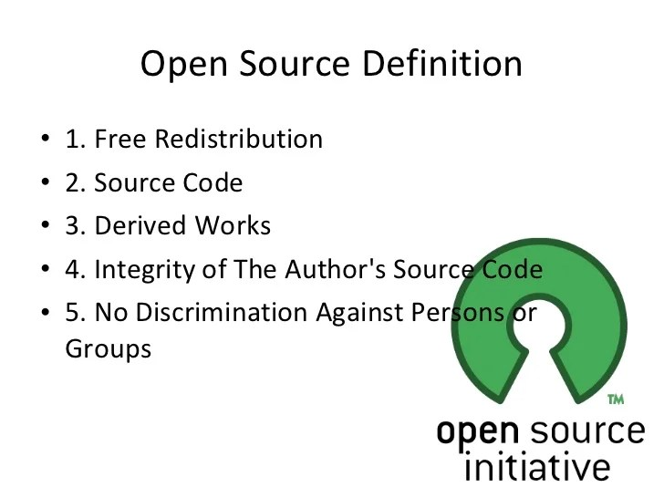 Open Source Software in Libraries