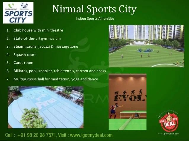 Nirmal LifeStyle Sports City Thane at LBS Marg - New ...