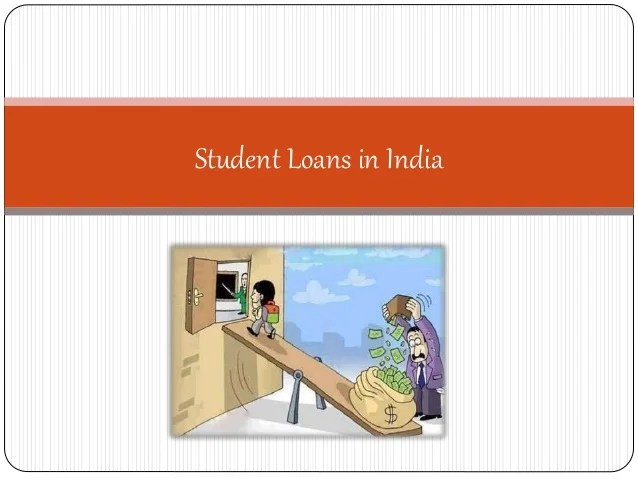 Student Loans in India : The Truth About Student Loans