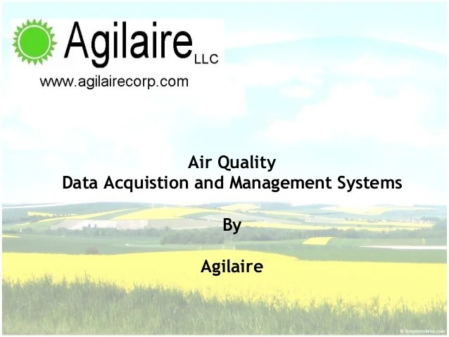 Air Quality Data Acquisition and Management Systems for Tribes