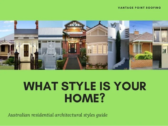 What style is your home?