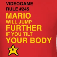 video game rule super mario bros