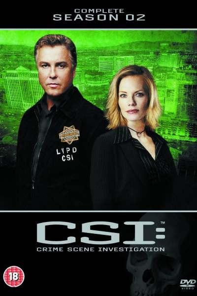 CSI: Crime Scene Investigation (TV Series 2000-2015) - Posters — The Movie Database (TMDb)