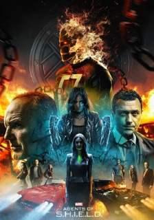 Marvel Agentes da S.H.I.E.L.D. 1ª a 4ª Temporada (2013-2017) Dublado e Legendado – Download Torrent