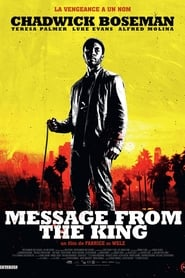 Poster Movie Message from the King 2017