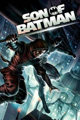 watch Son of Batman 2013 online free