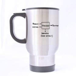 Sparkling Ny Engineer Gift Cup Engineer Problem Solution Sarcasm Mug Steel Online Ny Engineer Gift Cup Engineer Problem Personalized Travel Mugs Name Personalized Travel Mugs Stainless Steel
