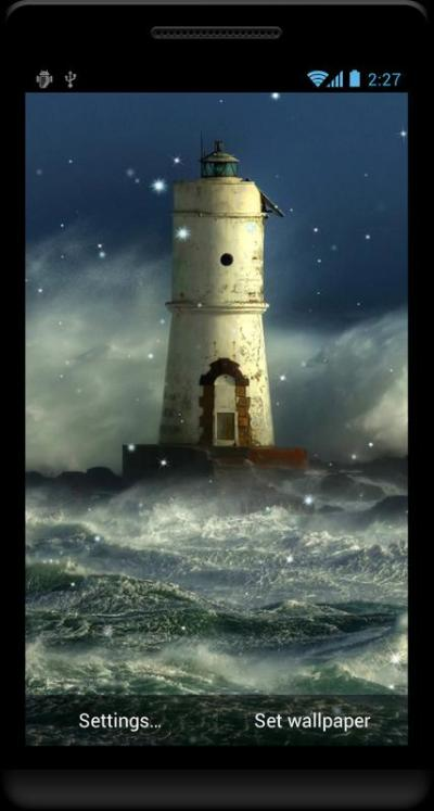 Lighthouse Live Wallpaper APK Download - Free Personalization APP for Android | APKPure.com