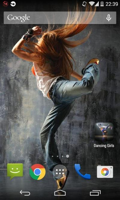Dancing Girls Live Wallpaper APK Download - Free Personalization APP for Android   APKPure.com