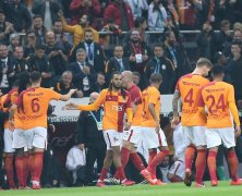 Video: Galatasaray vs Genclerbirligi