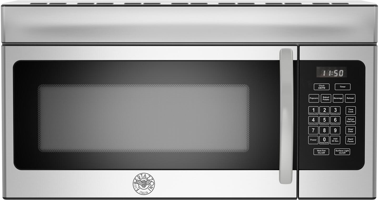 Fullsize Of Over The Range Microwave With Vent