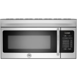 Small Crop Of Over The Range Microwave With Vent